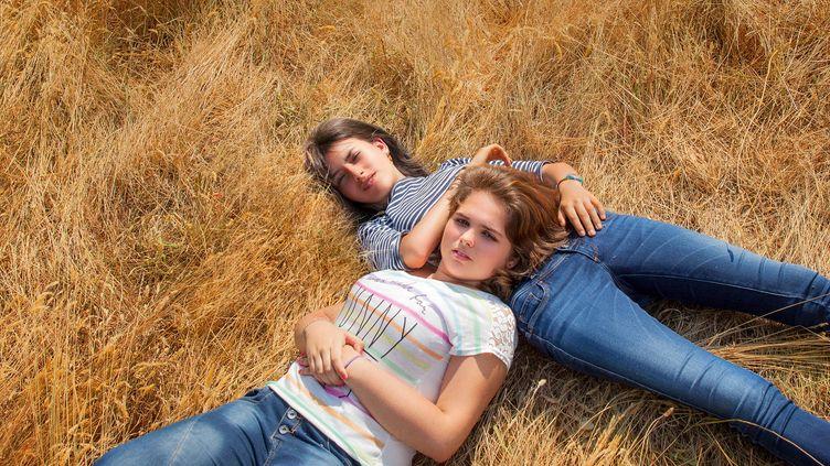 "Anaïs et Emma dans ""Adolescentes"", deSébastienLifshitz (Ad Vitam)"