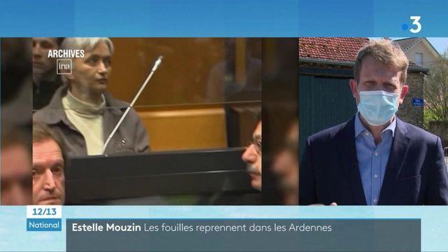 Affaire Estelle Mouzin : reprise des fouilles avec Monique Olivier