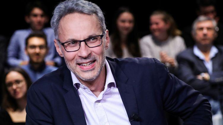 Iannis Roder,directeur de l'observatoire de l'éducation de la fondation Jean-Jaurès. (JACQUES DEMARTHON / AFP)