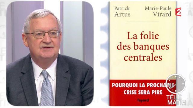 4 Vérités : Patrick Artus met en garde sur la prochaine crise