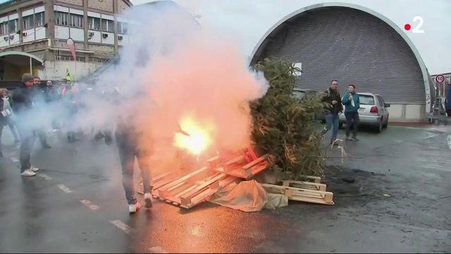 Grève du 9 janvier : les cheminots parisiens en première ligne