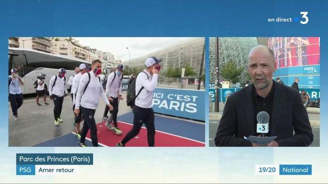 Ligue des champions : retour amer pour les joueurs du PSG après leur défaite