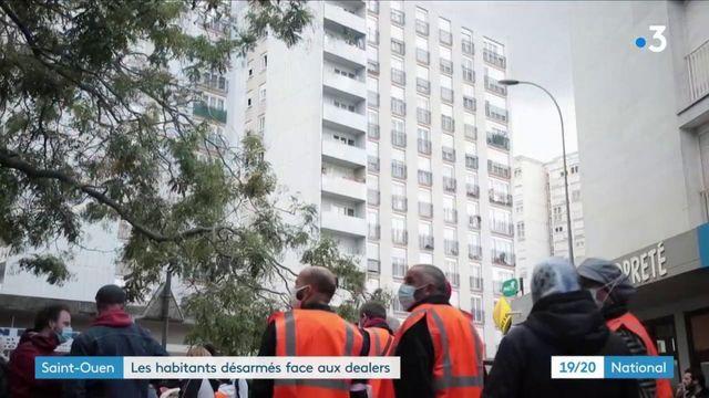 Saint-Ouen : des quartiers rongés par le deal