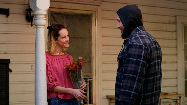 """Jena Malone et Pablo Schreiber dans le film """"Lorelei"""" de Sabrina Doyle. (DROITS RESERVES)"""