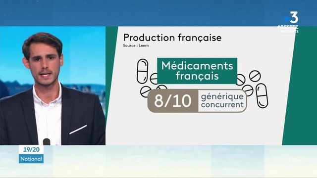 Médicaments : la France peut-elle relocaliser une partie de la production ?
