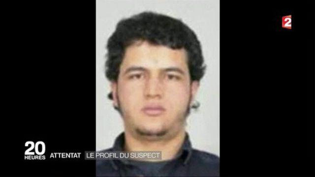 Attentat à Berlin : ce que l'on sait du suspect principal
