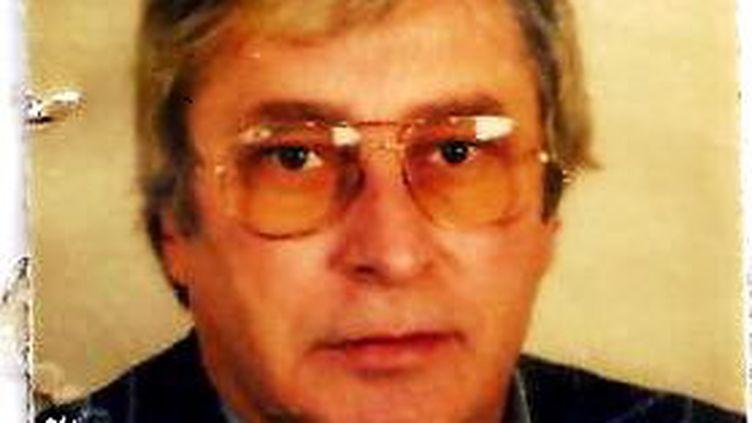 Francis Collomp, sur une photo non datée. (MAXPPP)