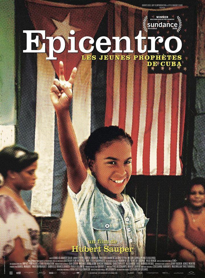 """L'affiche de""""Epicentro"""" deHubert Sauper. (Les Films du Losange)"""