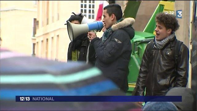 Loi travail : les étudiants vent debout contre la réforme El Khomri