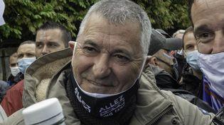 L'humoriste Jean-Marie Bigard, le 19 mai 2021 à Paris. (ESTELLE RUIZ / HANS LUCAS / AFP)