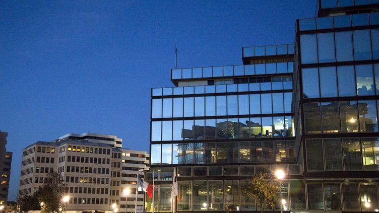 Quartier d'affaires Meriadeck à Bordeaux (Gironde). (PHILIPPE ROY / PHILIPPE ROY)