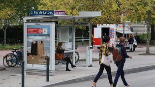 Le campus de l'université de Nantes en septembre 2020. (ROMAIN BOULANGER / MAXPPP)