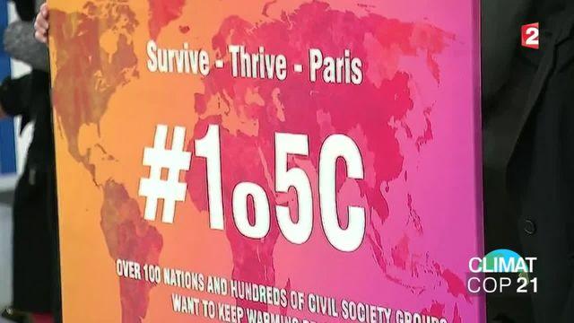 COP21 : les pays les plus vulnérables s'unissent pour parvenir à un accord