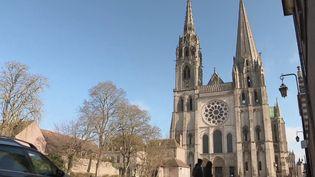 Chartres, en Eure-et-Loir. (CAPTURE ECRAN FRANCE 2)