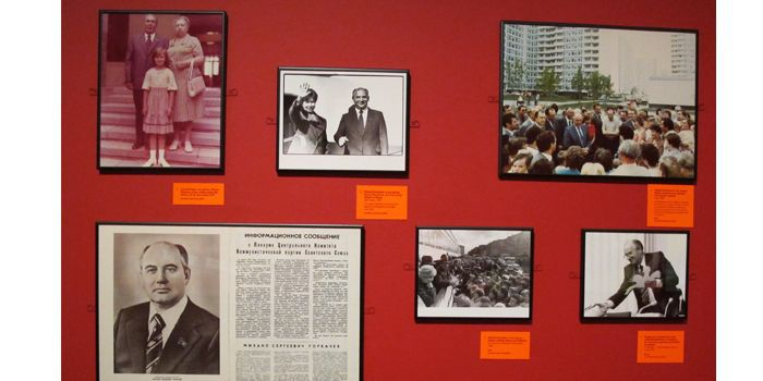 Les photos envoyées par le régime à l'association France-URSS  (Laurence Houot-Remy)