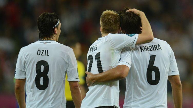 Ozil, Reus et Khedira (Allemagne)