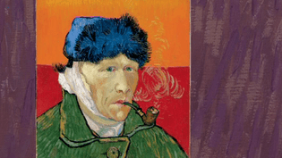 """Dans """"L'oreille de van Gogh, rapport d'enquête"""" (Actes Sud), l'historienne Bernadette Murphy a investiguéautour de l'oreille coupée deVincent van Gogh. (FRANCE 3)"""