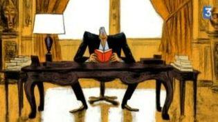 """""""Quai d'Orsay"""", une bande dessinée décapante sur l'univers de la diplomatie  (Culturebox)"""