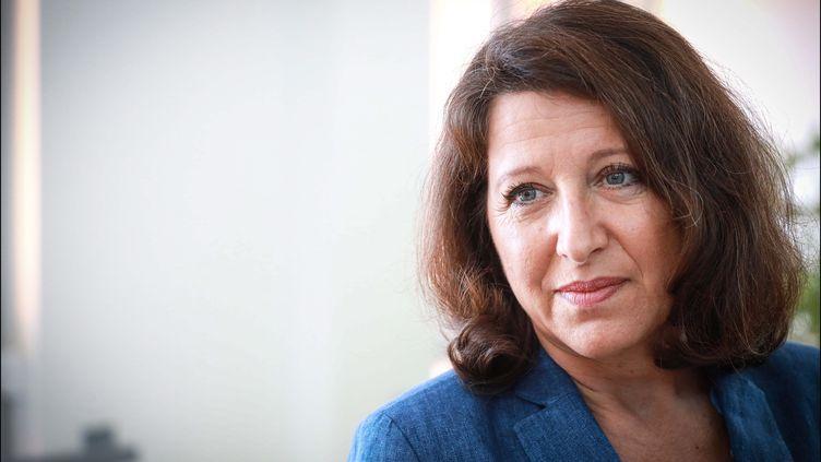 La ministre de la Santé, Agnès Buzyn, à Paris, le 19 septembre 2019. (MAXPPP)