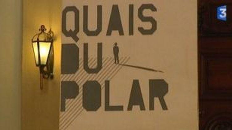 Quais du polar : le festival qui fait trembler Lyon  (Culturebox)