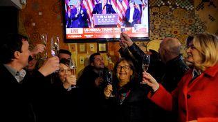 USA, le jour d'après (? SRDJAN ZIVULOVIC / REUTERS / X00501)