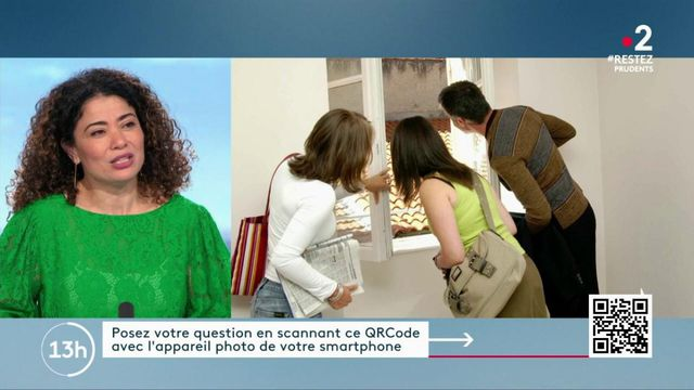 Location de vacances, visite de chambres étudiantes... France 2 répond à vos questions sur le déconfinement