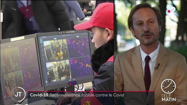 Chine : la vidéosurveillance utilisée pour lutter contre le Covid-19