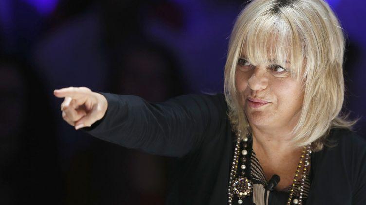 La chanteuse France Gall en 2012  (FRANCOIS GUILLOT / AFP)