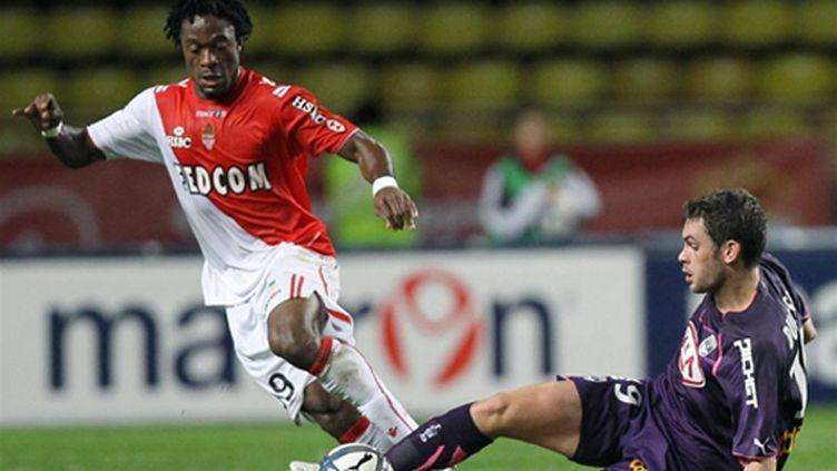 Gosso (Monaco) tente de prendre le dessus sur Ducasse (Bordeaux)