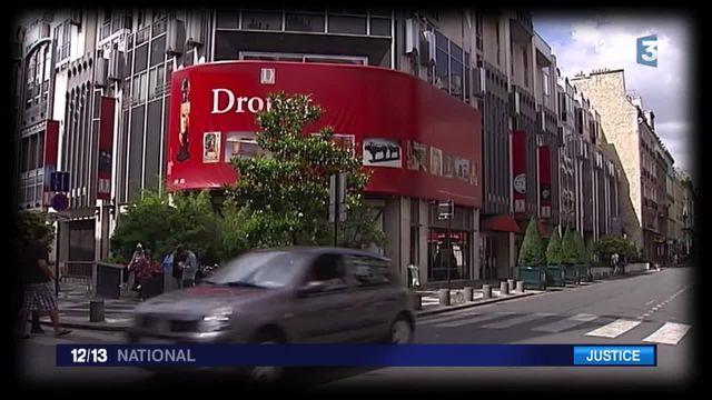"""Drouot : le procès des """"cols rouges"""" s'ouvre à Paris"""