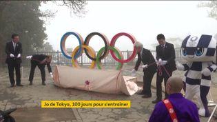Les organisateurs sont sereins sur la bonne tenue des JO de Tokyo 2021 malgré la Covid-19 (FRANCEINFO)