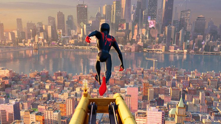 Spiderman New generation  ( Sony Pictures)