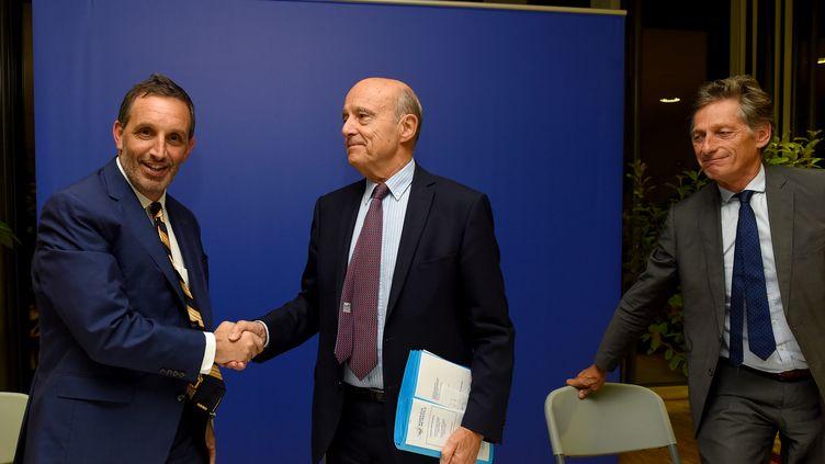 M6 n'est officiellement plus propriétaire des Girondins de Bordeaux (NICOLAS TUCAT / AFP)