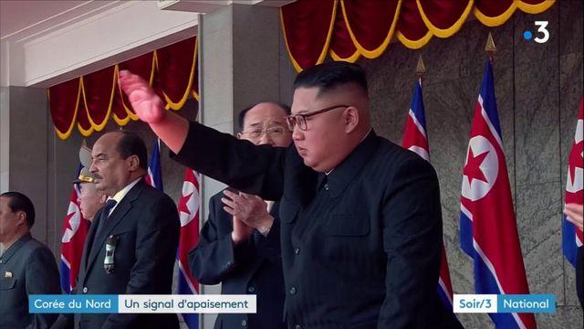 Parade diplomatique pour les 70 ans de la Corée du Nord