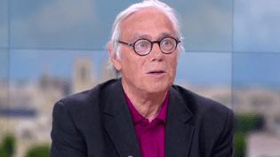 Le physiologiste André Giordan (France 2)