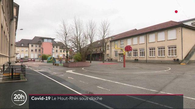 Covid-19 : une centaine d'écoles fermées dans le Haut-Rhin