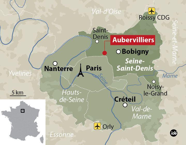 (Aubervilliers © Idé)