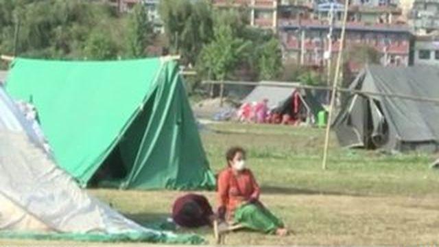 Népal : les ONG craignent les épidémies