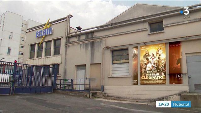 Cinéma : visite au cœur des mythiques studios Éclair, un site désaffecté depuis 2013
