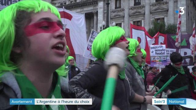 Avortement : l'Argentine à l'heure du choix