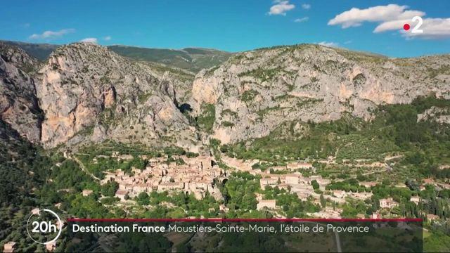 Destination France : Moustiers-Sainte-Marie