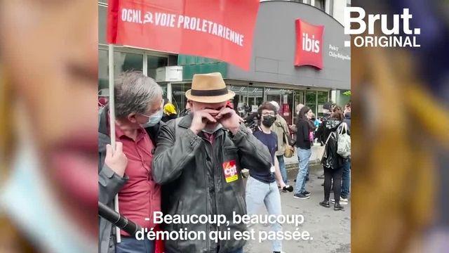 Après 22 mois de grève, les femmes de chambre de l'hôtel Ibis Batignolles à Paris viennent finalement d'obtenir une hausse de leurs salaires et de meilleures conditions de travail. Elles racontent leur combat...