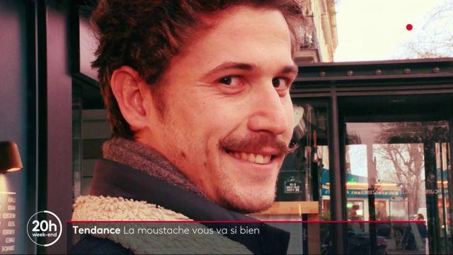 Tendance : le retour de la moustache