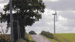 De nouvelles éoliennes devraient être construites dans le paysage français. Un moyen écologique de produire de l'énergie, mais qui ne séduit pas tout le monde. Le gouvernement cherche à faire accepter ces éoliennes en travaillant sur la pollution sonore qu'elles génèrent, entre autres. (CAPTURE ECRAN FRANCE 2)