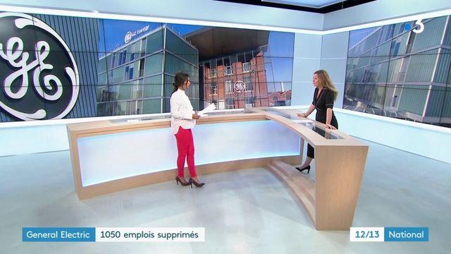 Plans sociaux : General Electric supprime 1 050 emplois sur son site de Belfort