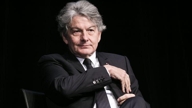 Thierry Breton, le 14 juin 2019 à Paris. (VINCENT ISORE / MAXPPP)