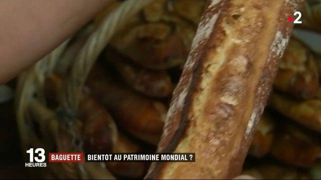 La baguette française bientôt au patrimoine mondial de l'Unesco ?