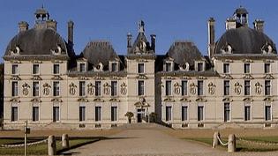 Le Château de Cheverny en Loir-et-Cher édifié au XVIIe siècle par Jacques Bougier  (France 2 / Culturebox)