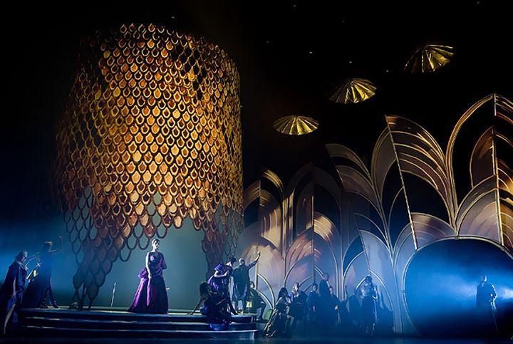 La Traviata, Opéra de Massy (Opéra de Massy)