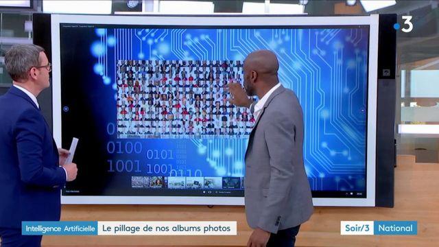 Intelligence artificielle : le pillage de nos albums photos